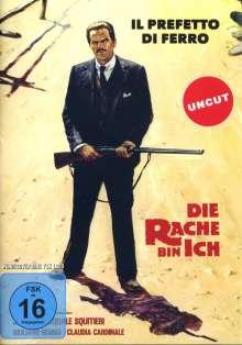 Die Rache bin ich, DVD
