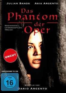 Das Phantom der Oper (1998), DVD