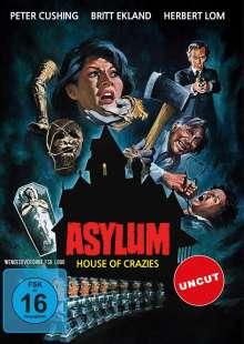 Asylum, DVD