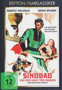 Sindbad und der Kalif von Bagdad, DVD