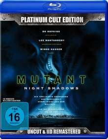 Mutant - Night Shadows (Blu-ray & DVD), 1 Blu-ray Disc und 1 DVD