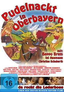 Pudelnackt in Oberbayern, DVD
