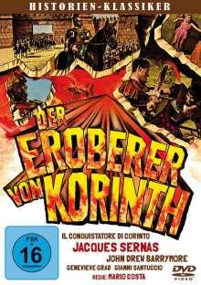 Der Eroberer von Korinth, DVD