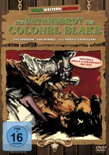 Die Satansbrut des Colonel Blake, DVD