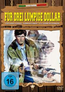 Für drei lumpige Dollar, DVD