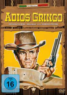 Adios Gringo, DVD
