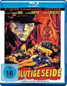 Blutige Seide (Blu-ray & DVD), Blu-ray Disc