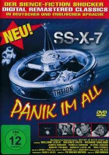 SS-X-7 Panik im All, DVD