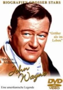 John Wayne Story, DVD