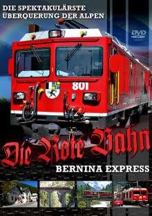 Eisenbahn: Die rote Bahn - Bernina-Express, DVD