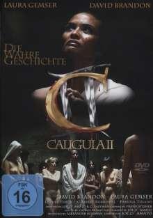 Caligula 2, DVD