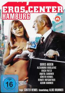 Eros Center Hamburg, DVD