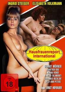 Hausfrauen-Report - international, DVD