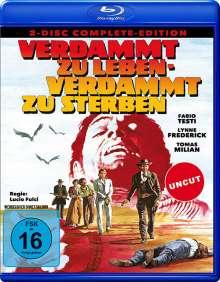 Verdammt zu leben - Verdammt zu sterben (Blu-ray & DVD), 1 Blu-ray Disc und 1 DVD