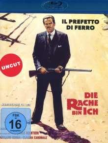 Die Rache bin ich (Blu-ray), Blu-ray Disc