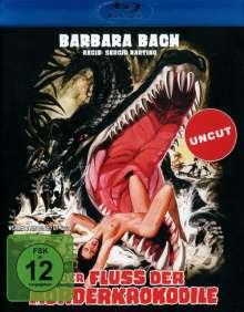 Der Fluss der Mörderkrokodile (Die heilige Bestie der Kumas) (Blu-ray), Blu-ray Disc
