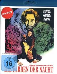 Die Farben der Nacht (Blu-ray), Blu-ray Disc