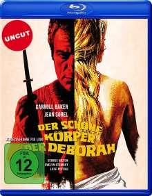 Der schöne Körper der Deborah (Blu-ray), Blu-ray Disc