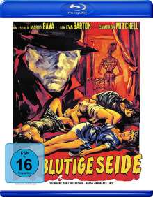 Blutige Seide (Blu-ray), Blu-ray Disc