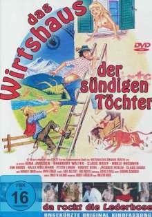 Das Wirtshaus der sündigen Töchter, DVD