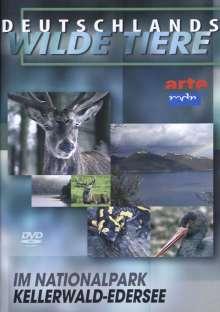 Deutschlands wilde Tiere - Nationalpark Kellerwald-Edersee, DVD
