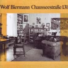 Wolf Biermann: Chausseestraße 131, CD