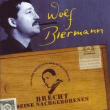 Wolf Biermann: Brecht deine Nachgeborenen (Li, 2 CDs