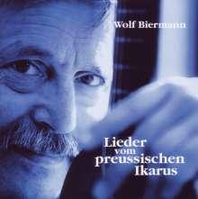 Wolf Biermann: Lieder vom preußischen Ikarus, 2 CDs