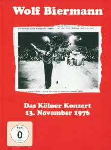 Wolf Biermann: Das Kölner Konzert 13. November 1976, 2 DVDs