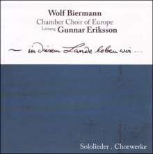 Wolf Biermann: In diesem Lande leben wir, CD