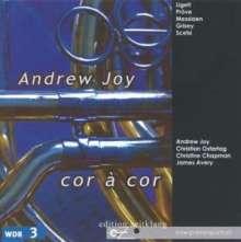Andrew Joy - Cor a Cor, CD