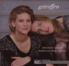 Silke Evers - Getroffen, CD