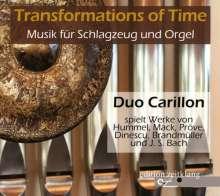 Musik für Schlagzeug & Orgel, CD