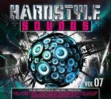 Hardstyle Sounds Vol.7, 3 CDs