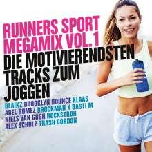 Runners Sport Megamix Vol.1, 2 CDs