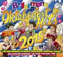 Ballermann Oktoberfest Hits 2015, 3 CDs