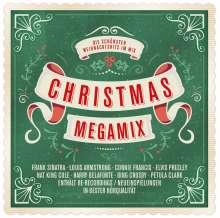Christmas Megamix, 2 CDs