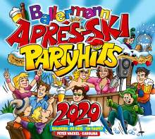 Ballermann Apres Ski Party Hits 2020, 3 CDs