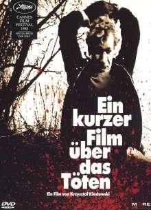Ein kurzer Film über das Töten, DVD