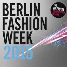 Berlin Fashion Week 2015, 2 CDs