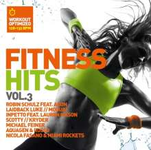 Fitness Hits Vol.3, 2 CDs