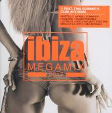 Ibiza Megamix 2017, CD