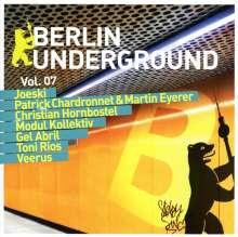 Berlin Underground Vol.7, 2 CDs