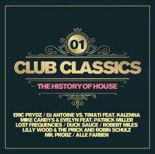 Club Classics Vol.1-The History, 2 CDs