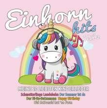Einhorn Hits Teil 2 - meine 20 liebsten Kinderlieder, CD
