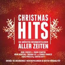 Christmas Hits: Die größten Weihnachtlieder aller Zeiten, 2 CDs