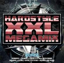 Hardstyle XXL Megamix 2019.2, 2 CDs