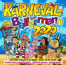 Karneval am Ballermann 2020, 2 CDs