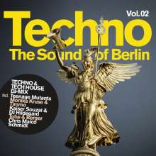 Techno: The Sound Of Berlin Vol.2, 2 CDs