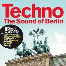 Techno: The Sound Of Berlin 2021, 2 CDs